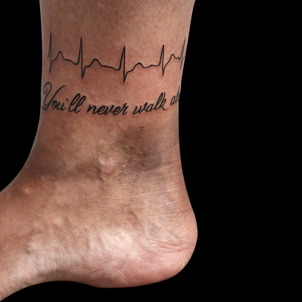youll never walk alone Tattoo